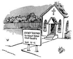 church fear
